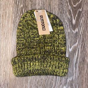 NWT Burton Beanie/Hat